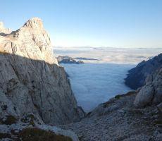 Škrlatica 2740 m
