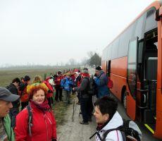 Krajinski park Šturmovica in Ptujsklo jezero,25 marec 2018