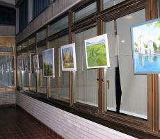 Otvoritev razstave 31.slikarske kolonije na Vršiču in predstavitev zbornika 60 let PD PT Ljubljana