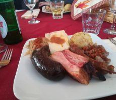 Hrana je bila odlična