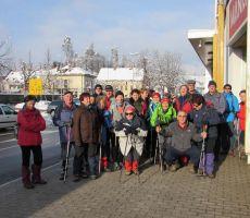 Prednovoletno srečanje članic in članov društva 2.december 2017 na Petkovcu pri Logatcu