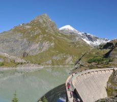 Ledenik Pastirica - Pasterzengletscher-Grossglockner, skozi oči najmlajšega udeleženca - 19. 9. 2010