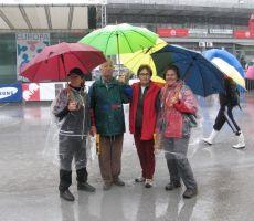 Tek za upanje 2010-Slovensko združenje za boj proti raku dojk Europa Donna, 25. september 2010