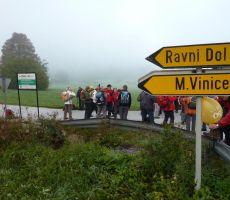 Ribniška planinska pot, 10. oktober 2010