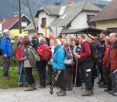 Po Koroški planinski poti s člani PD Ožbalt-Kapla, 31. oktober 2010