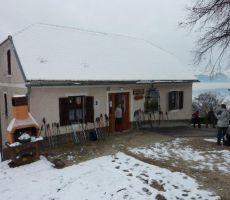 Savinjska planinska pot: Šentjungert - sv.Jedrt – Pogorišče - Jama Pekel -  28. november 2010
