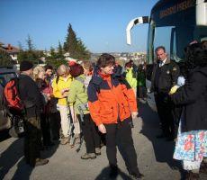 S Pustom po Koprskem in najboljše maske, 6 marec 2011
