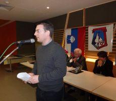 57. OBČNI ZBOR Planinskega društva Pošte in Telekoma Ljubljana, 4. marec 2011