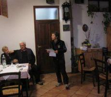 Občni zbor PS PT Nova Gorica,  13. marec 2011