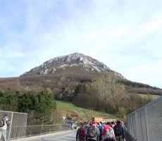 Razdrto - Nanos, 1262 m - Predjama, 10. april 2011