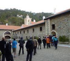 Samostan Kykos