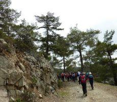 Trypilos, 1362 m