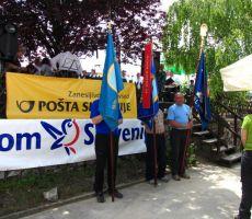 prepori vseh treh društev Pošte in Telekoma