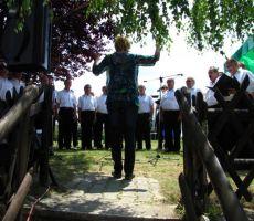 pevski zbor Pošta Maribor