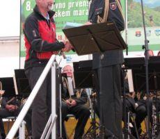 in orkestru Slovenske vojske