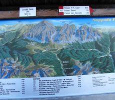 predstavitev območja Monte Peralbe