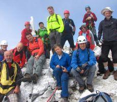 vrh Monte Peralbe