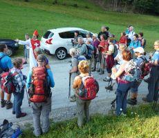 Po Koroški planinski poti s PD Ožbalt-Kapla, 11. september 2011