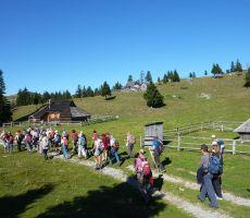 Planšarski stanovi Velike planine, z arhitektom - 2. oktober 2011