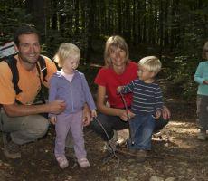 Gora Oljka (733 m) in Šmartinsko jezero za mlade družine, 24. september 2011