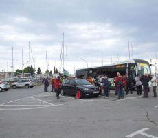Od Izole do Pirana, 7. november 2011