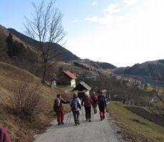 in lepi razgledi v dolino in po okoliščih hribih