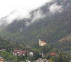 Idrija ima kar nekaj manjših cerkvic