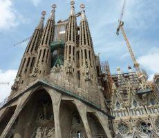 Gaudijeva Sagrada Familia