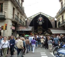 Tržnica St Josep La Boqeria