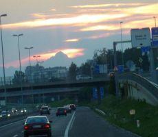 V Ljubljani pa Triglav