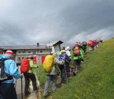 MATAJUR (1642 m) s Športno zvezo Ljubljane - nedelja, 15. julij 2012