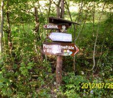 KRIŠKA GORA (1471 m) - sobota, 28. julij 2012