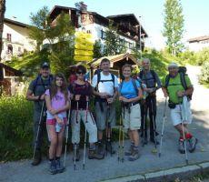 WATZMANN (2713 m) Berchtesgadenske Alpe, Nemčija - sobota, 18. avgust 2012