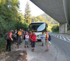 KRVAVICA (909 m), Savinjska planinska pot, s Športno zvezo Ljubljane - nedelja, 19. avgust 2012