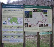 tudi o krajinskem parku Kolpa...