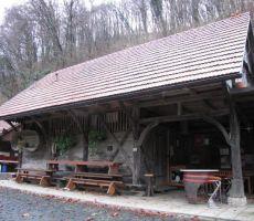 povedal nam je tudi o kampu pod Marindolom, kjer so včasih taborili Kranjski taborniki
