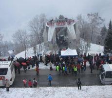 DRAŽGOŠE, 980m - 13.01.2013