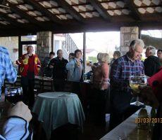 kosilo na kmečkem turizmu v Selah na Krasu