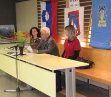 delavno predsedstvo: Marina Pirš, Stanko Dolenc, Anica Trampuž