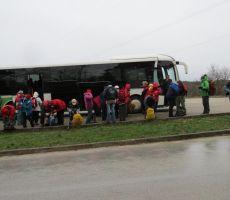 Od Brtonigle do Grožnjana po Parenzani - četrtek, 14. marec 2013