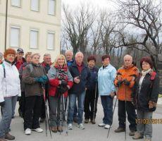 ZADRŽEVALNIK VOGRŠČEK - ŠEMPASKI BREGOVI - 17.03.2013