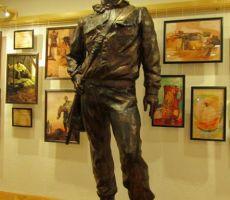 spomenik v muzeju
