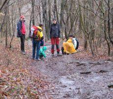 Izlet za mlade družine na Planino nad Vrhniko - sobota, 13. april 2013