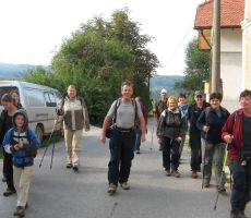 PLANINSKA GORA IN PLANINSKA JAMA Po Poti slovenskih legend in Poštarski jamski poti - november 2009