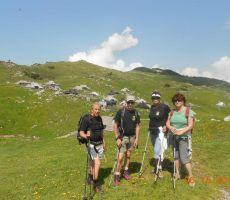 sprehod po Veliki planini