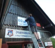 60 let Poštarskega doma na Vršiču