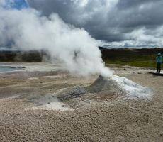 ISLANDIJA, dežela ognja in ledu - 27. junij do 5. julij 2013