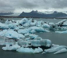 Ledeniška laguna Jokulsarlon