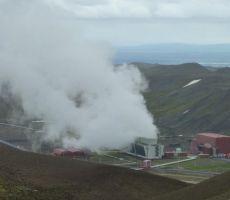 Geotermalna elektrarna Hverir