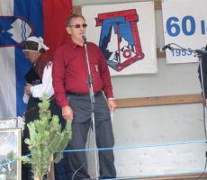 zgodovino koče je predstavil gospodar Boris Lazar